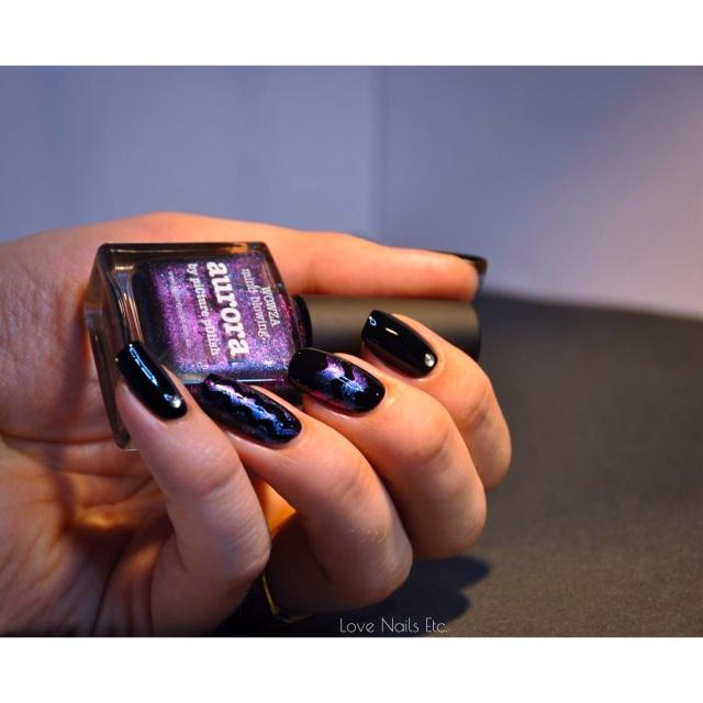 picture polish aurora _ nail vinyls chevron _ love nails etc5