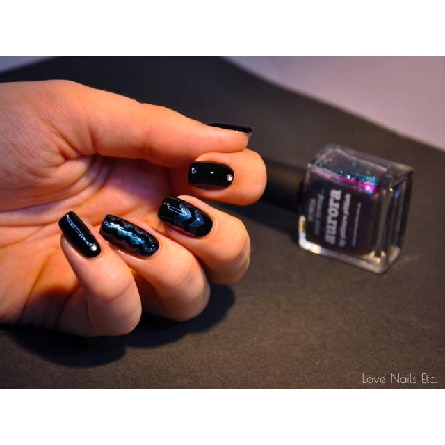 picture polish aurora _ nail vinyls chevron _ love nails etc7