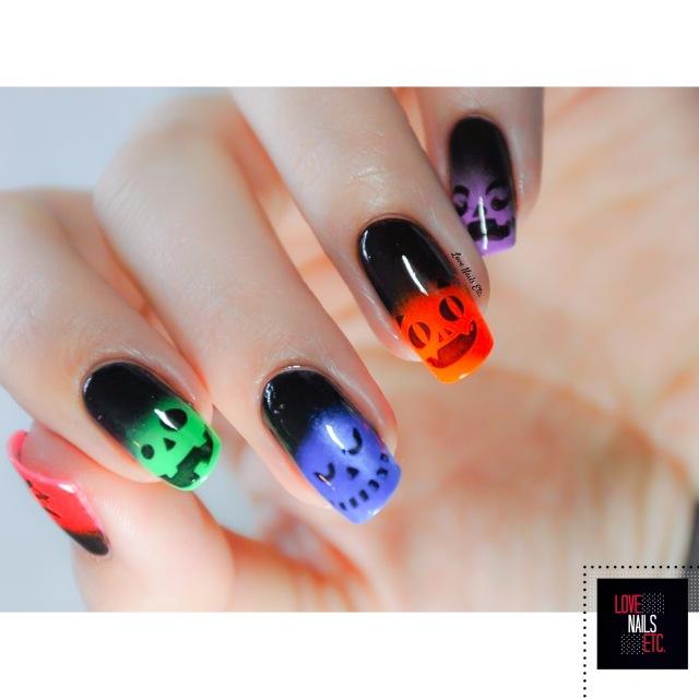 Nailstorming #132 Halloween4