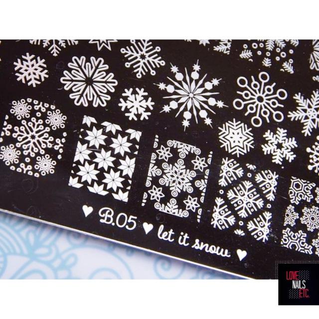 B.05 Let it snow Review4