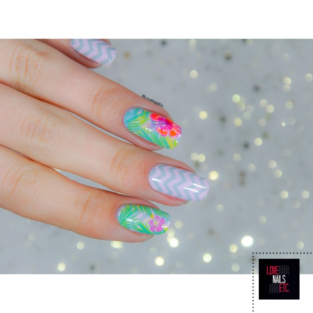 Stamping Master Tropical