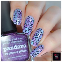 stamping-master-nail-art-flower-purple-and-turquoise-love-nails-etc3